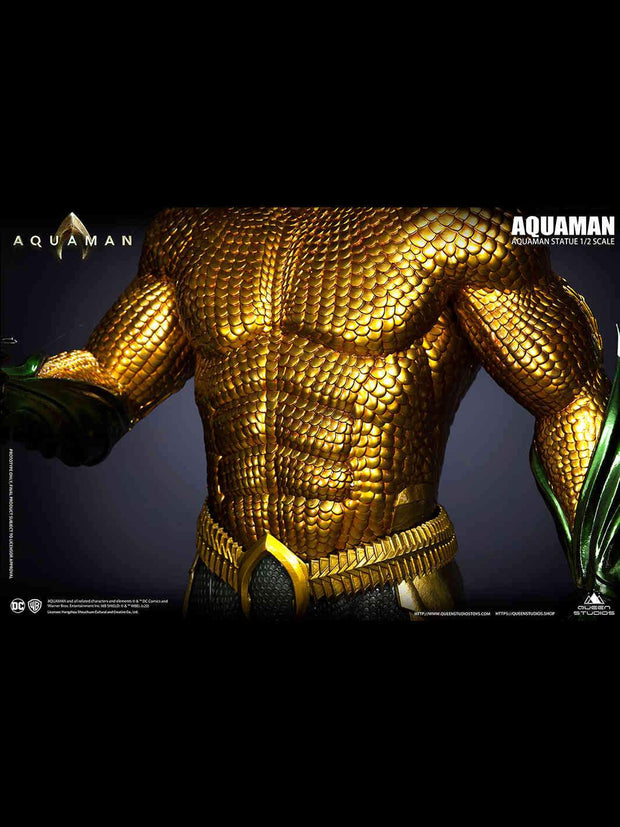 Aquaqman Full Body Collectible Statue