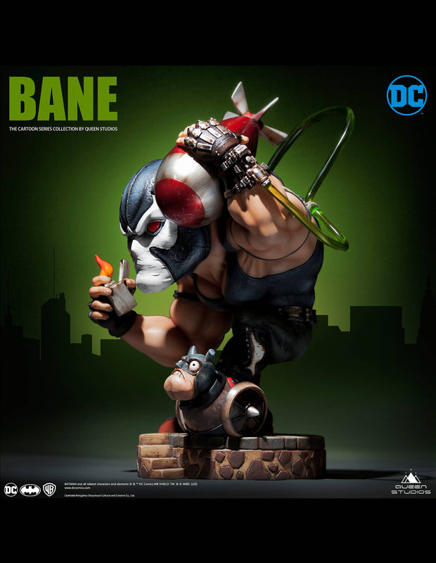 Collectible Bane Statue By Queen Studios