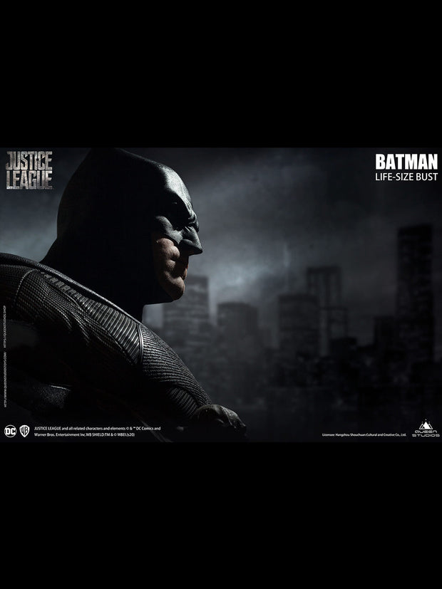 Batman1to1BustbyQueenStudios