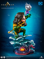 Aquaman Statue Cartoon Collectible by Queen Studios