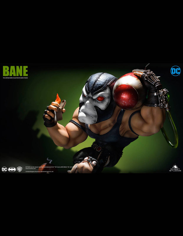 Cartoon Series Bane By Queen Studios