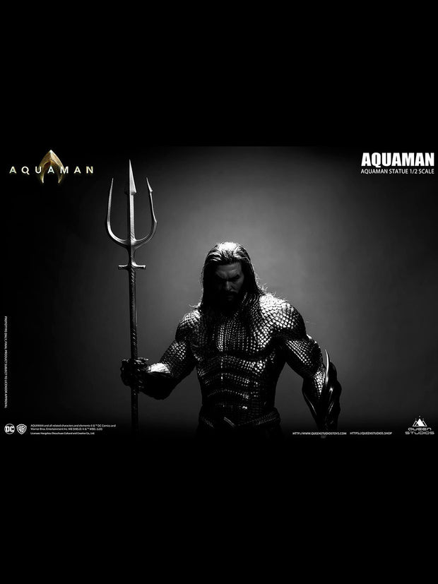 DC Aquaman Collectible Statue by Queen Studios