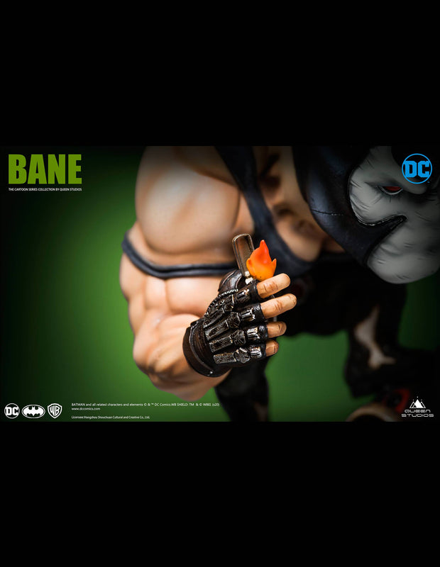 Queen Studios Cartoon Bane Statue