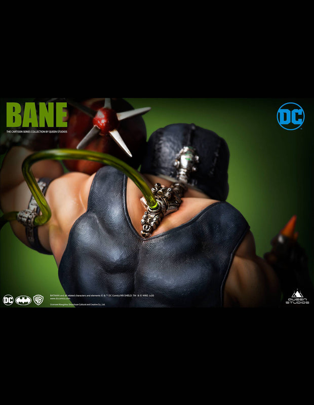 Cartoon Series Bane By Queen Studios Collectibles