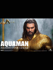DC Collectible Aquaman Statue