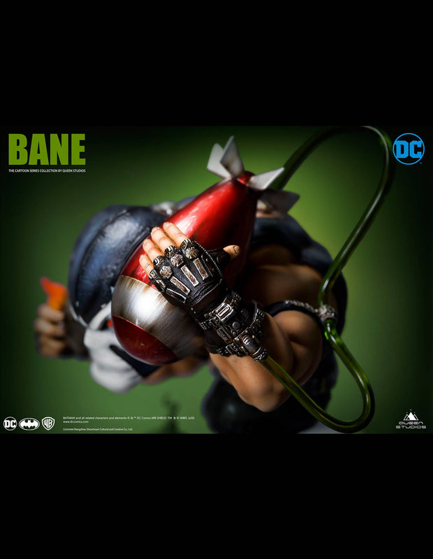 Bane Cartoon Series By Queen Studios