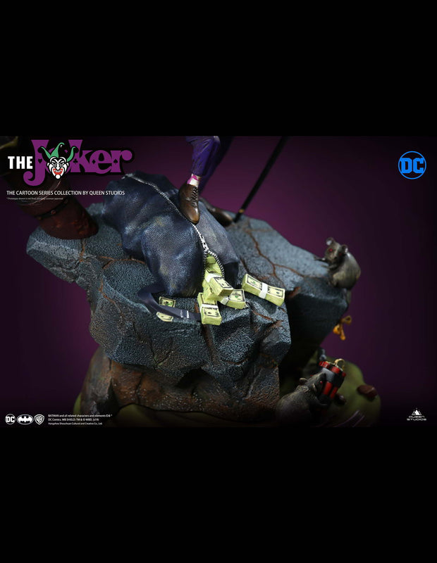 Cartoon Joker Statue 1:3