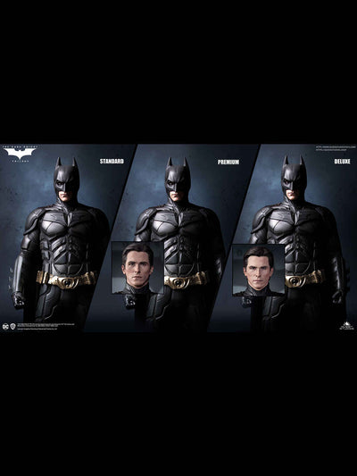 The Dark Knight 1:3 Scale Batman