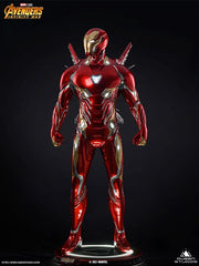 Iron Man Mark 50 Life-size statue