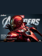Iron Man Mark 7 Collectible Statue by Queen Studios