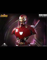 Queen Studios 1:1 Iron Man lifesize bust