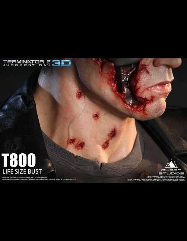 Terminator T800 collectible