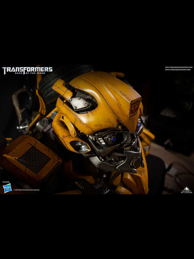 Limited Edition Bumblebee Bust