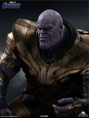 Limited Edition Collectible Endgame Thanos Statue.