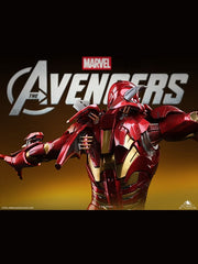 Limited Edition Collectible Iron Man Mark VII Statue