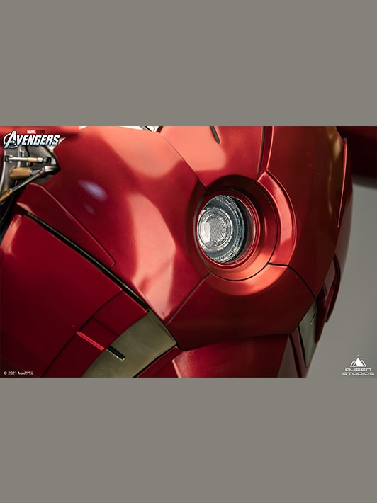 Limited Edition Collectible Iron Man Statue