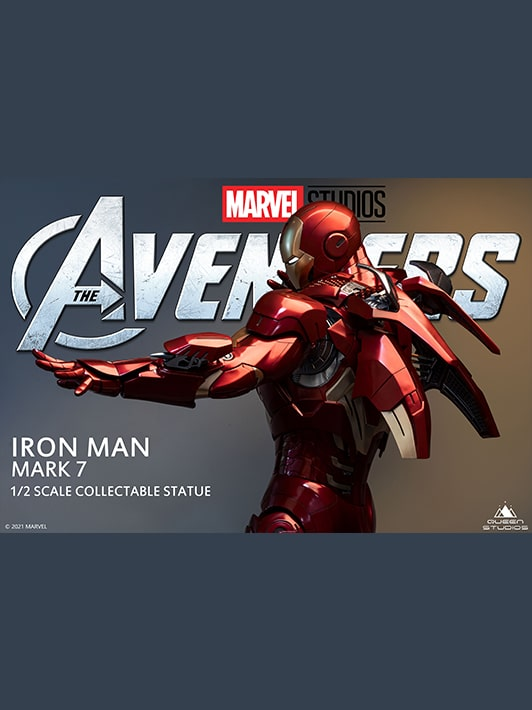 Mark 7 Iron Man Collectible