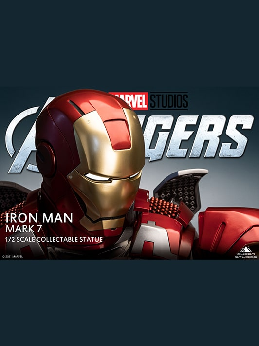 Marvel Iron Man Collectible Statue