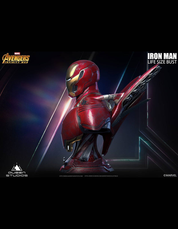 Queen Studios Iron Man MK50 Ex