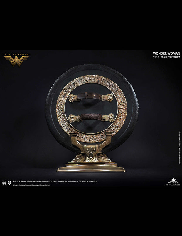 DC Collectible Wonder Woman Shield by Queen Studios