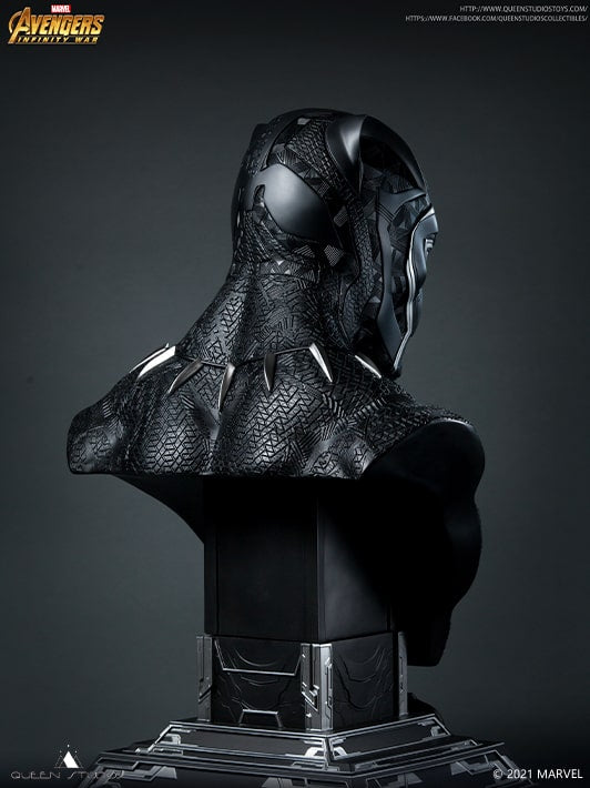 Marvel Black Panther Bust