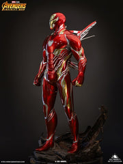 Queen Studios 1-2 Mark 50 Iron Man