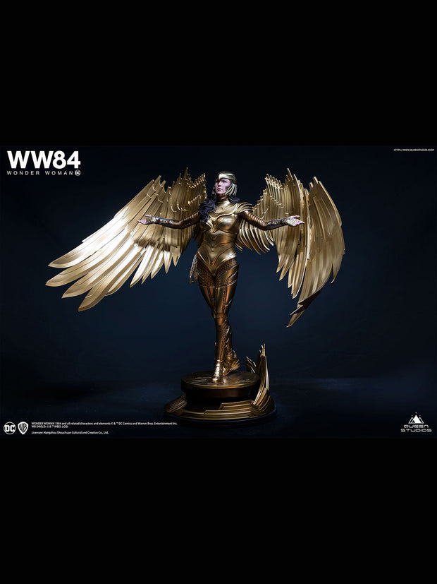 Wonder Woman Quarter Scale Statue Queen Studios