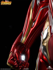 Queen Studios Collectiblles Iron Man Mark50 Life-size Statue