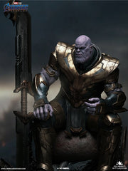 Queen Studios Endgame Thanos Statue