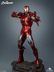 Queen Studios Iron Man Mark 7 1-2 Statue