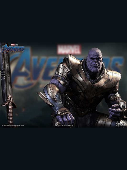 Queen Studios Quarter Scale Thanos
