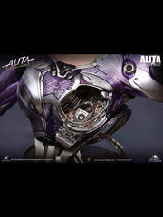 Queen Studios Alita Battle Angel Bust with Removable Heart Special Edition
