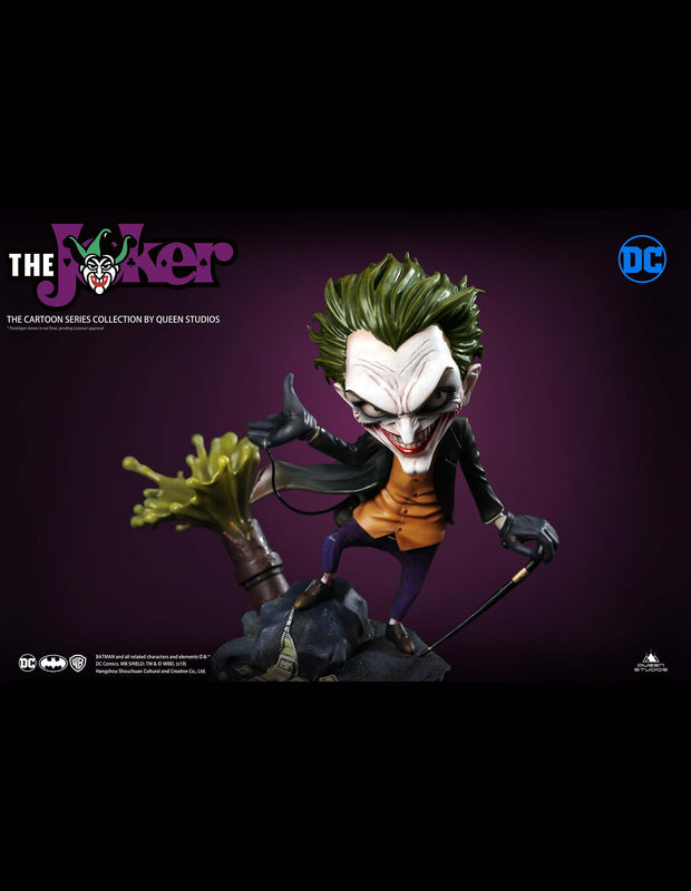 Cartoon Joker Collectible