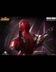 Lifesize Iron Man Mark 50 Bust