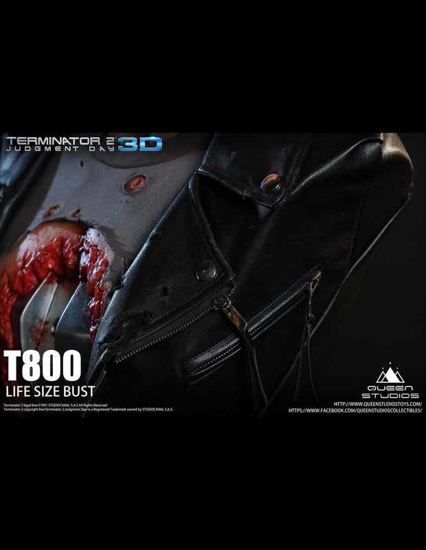 Terminator T800 collectible by Queen Studios