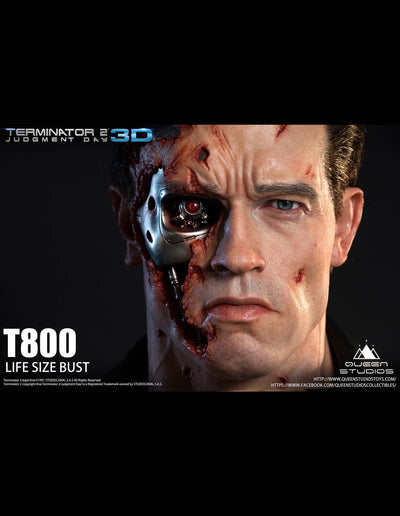 Terminator bust collectible
