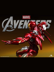The Avengers Iron Man Mark VII Collectible Statue
