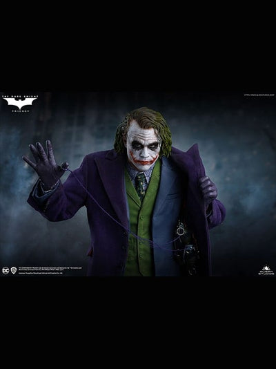 The Dark Knight Joker 1:4 Scale Statue