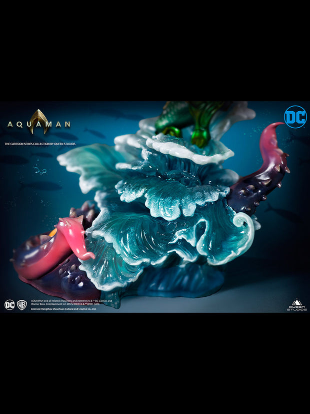 Queen Studios Cartoon Series Aquaman