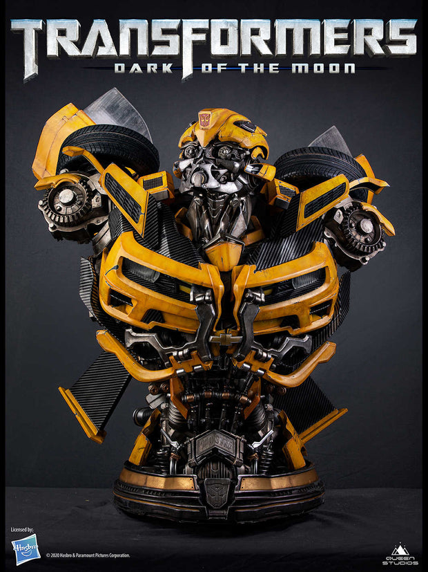 Transformers Bumblebee Bust