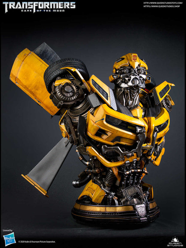 Transformers Bumblebee Collectible Bust
