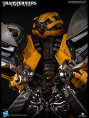 Transformers Bumblebee Ultimate Scale Bust