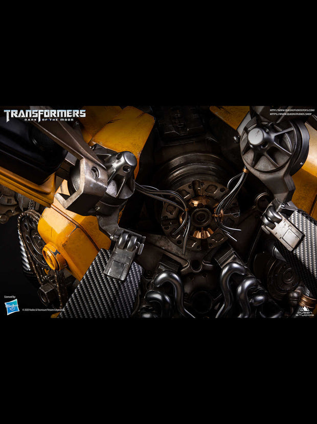Transformers Collectibles Queen Studios Busts