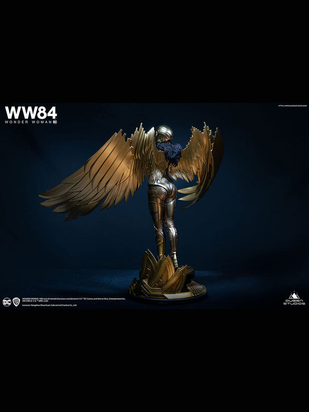 Wonder Woman 84 Queen Studios 1-4 Statue