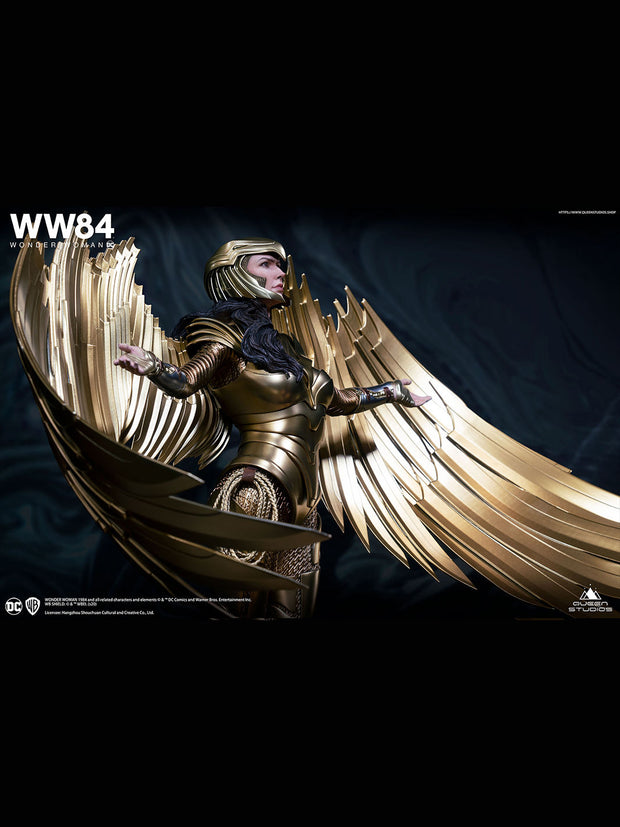 WW 84 Golden Eagle Armour Statue