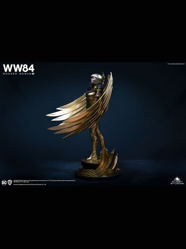 Wonder Woman Golden Eagle Armor