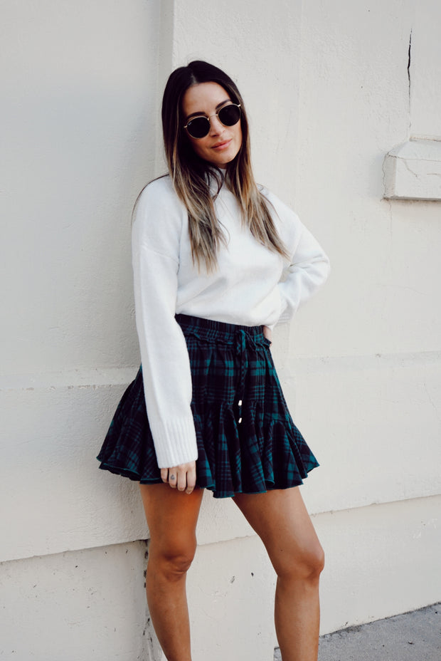 Holly Mini Skirt