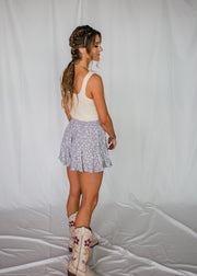 Dolly Ruffle Skirt