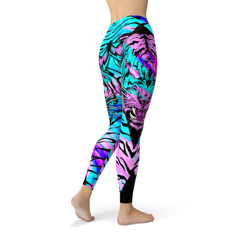 Tiger Leggings - Earthroots