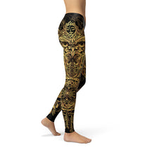 Laden Sie das Bild in den Galerie-Viewer, Dreamcatcher Leggings - Earthroots